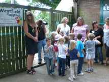 playgroup garden opening