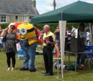Fete opened by Ken Munday 2014